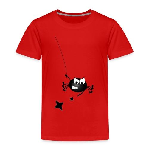 Camiseta niño araña - Camiseta premium niño