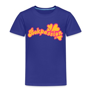 BOKPASSION - Premium-T-shirt barn
