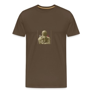 Scruple - Deep Thought - Men's Premium T-Shirt