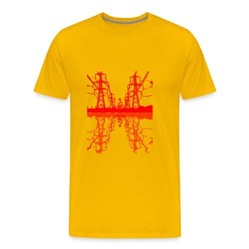 Ohm - Men's Premium T-Shirt