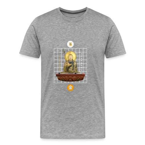 The Divine - Deck Tactician - Men's Premium T-Shirt