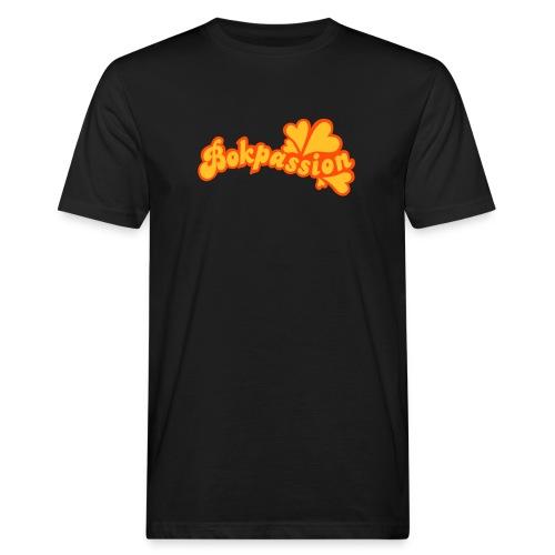 BOKPASSION - Ekologisk T-shirt herr