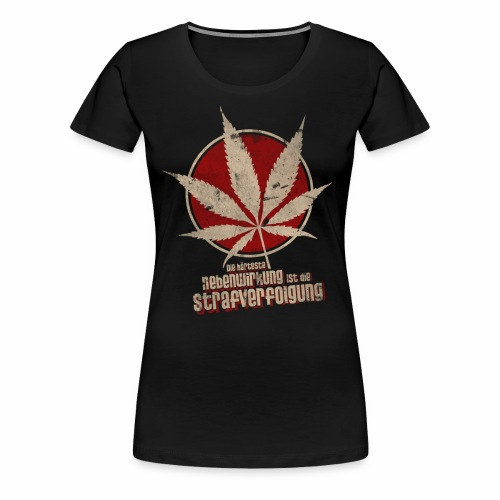Nebenwirkung Frauenshirt - Frauen Premium T-Shirt