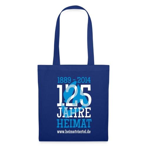 125 Jahre - Stoffbeutel
