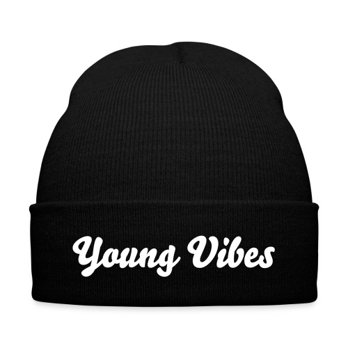 Young Vibes Beanie - Winter Hat