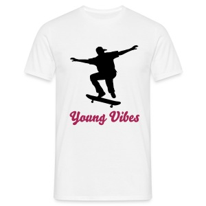 Skateboard  - Men's T-Shirt