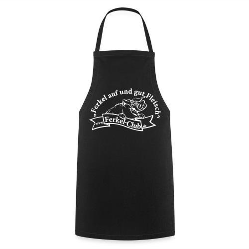 Ferkel-Grillschürze - Kochschürze