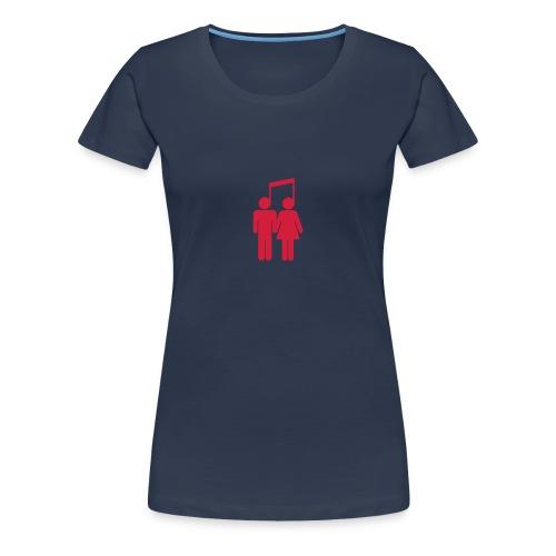 #15 - Frauen Premium T-Shirt