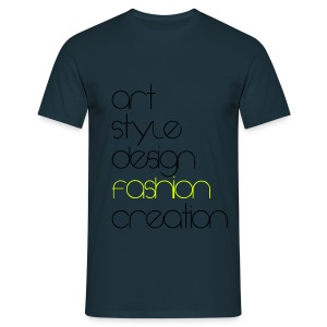 FASHION - T-shirt Homme