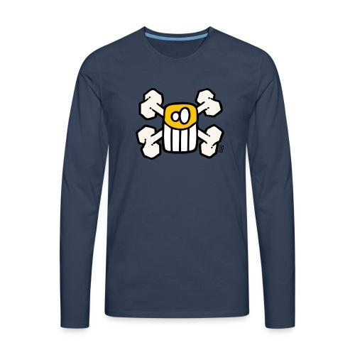 Tee-shirt homme Carpe Diem - T-shirt manches longues Premium Homme