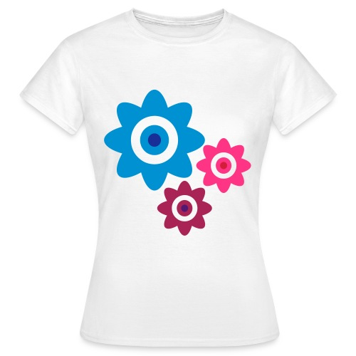 Flowers, limited edition 25 ex. - Women's T-Shirt