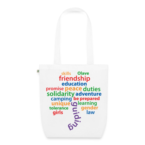 guiding is... - EarthPositive Tote Bag