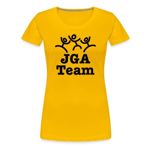 JGA Team - Frauen Premium T-Shirt