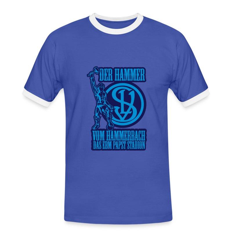 hammer01 - Männer Kontrast-T-Shirt