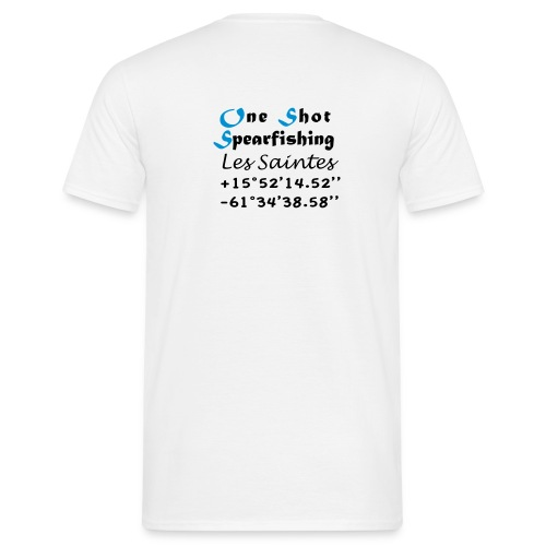 oss les saintes - T-shirt Homme