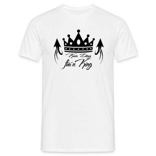 Kein Ding für´n King - Männer Shirt - Männer T-Shirt