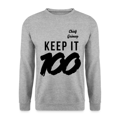 keep it 100 - Mannen sweater