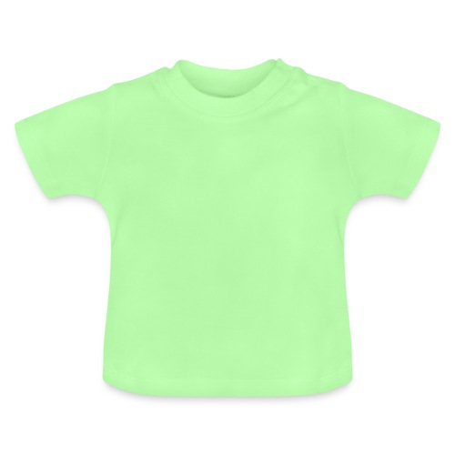 Unicolore - T-shirt Bébé