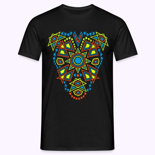 Tribal Sun 2-Side: Men Classic Shirt - Men's T-Shirt