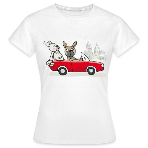 Drivers dream - Frauen T-Shirt