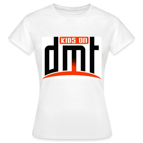 Kids on DMT T-shirt dam - T-shirt dam
