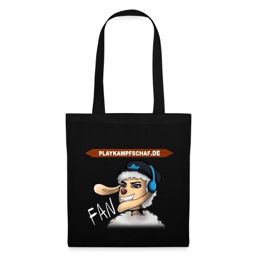 PlayKampfschaf - Fanbag - Stoffbeutel
