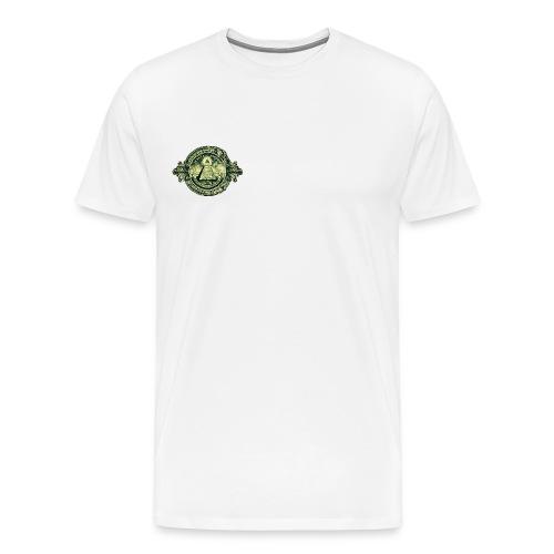 Illuminati - Mannen Premium T-shirt
