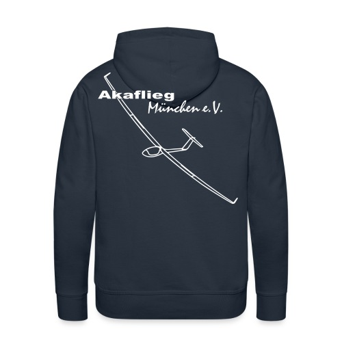 Akaflieg Hoddie Männer - Männer Premium Hoodie