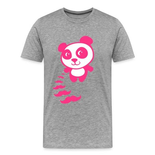 Panda Funny (Tee shirt) - T-shirt Premium Homme