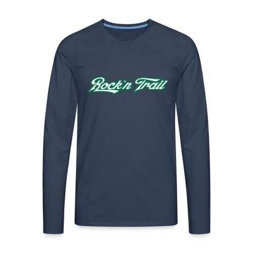 Männer Long-Sleeve - Rock'n Trail - Männer Premium Langarmshirt