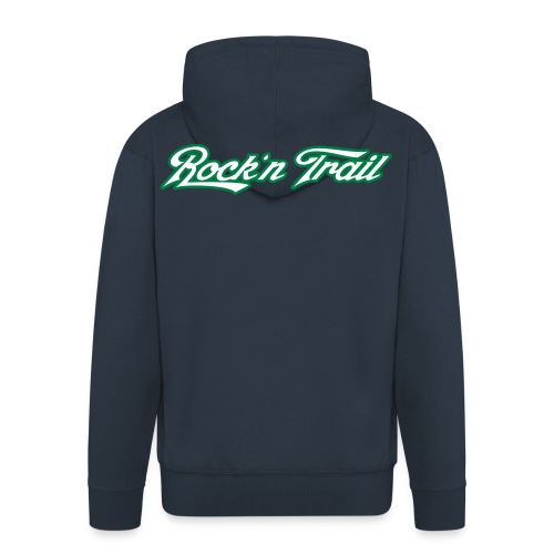 Männer Kapuzenjacke - Rock'n Trail - Männer Premium Kapuzenjacke