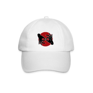 Deaf Interpreter black / red - Baseballkappe