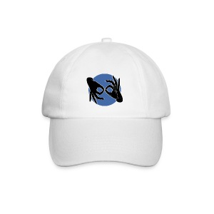 Deaf Interpreter black / blue - Baseballkappe