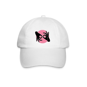 Deaf Interpreter black / pink - Baseballkappe