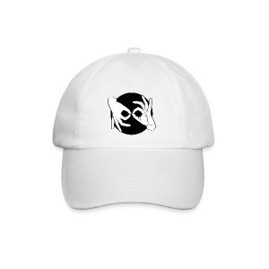 Deaf Interpreter white / black - Baseballkappe