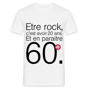20 ans - T-shirt Homme
