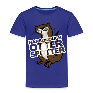 Harborough Otter Spotter Kids Tshirt - Kids' Premium T-Shirt