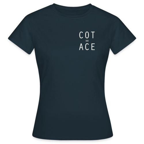 ACE shirt (female) - Women's T-Shirt