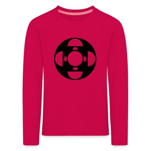 ORDTOMBOLA - Långärmad premium-T-shirt barn