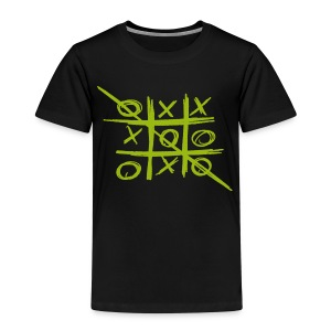 Tic-Tac Toe or Tris - Kids' Premium T-Shirt