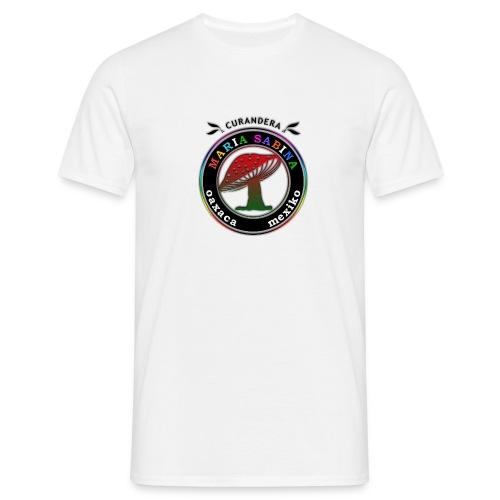 Maria Sabina Curandera TM. - Männer T-Shirt