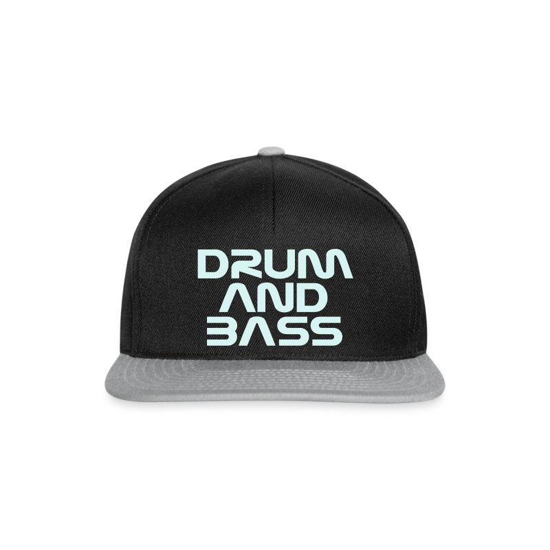 Drum and Bass Reflective Snapback - Snapback Cap