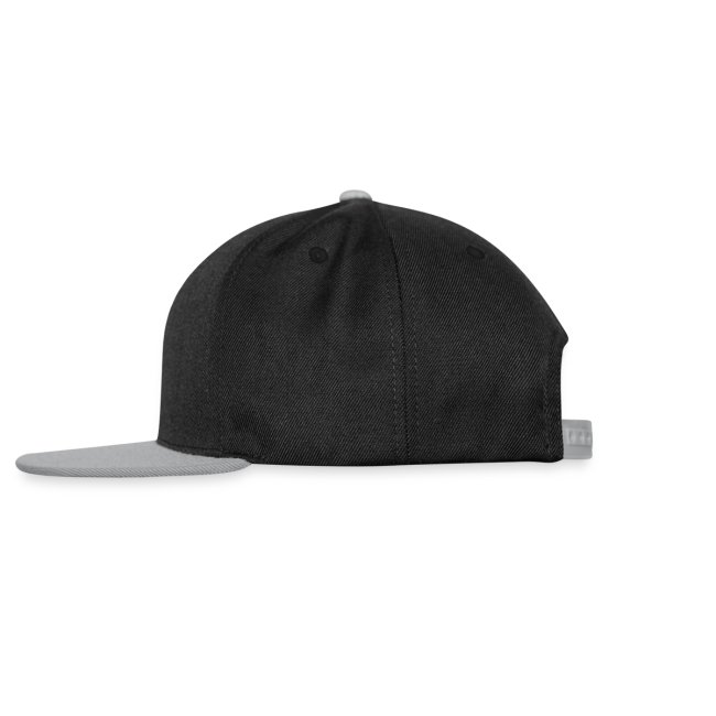 Drum and Bass Reflective Snapback