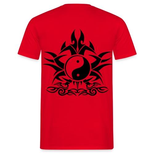 tee shirt tribal - T-shirt Homme