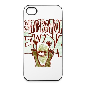 generation ewok - iPhone 4/4s Hard Case