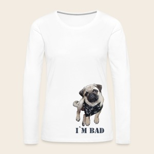 Bad Mops - Langarmshirt - Frauen Premium Langarmshirt