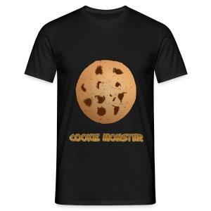 Cookie Monster T-Shirt for Men - Men's T-Shirt