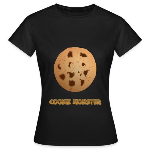 Cookie Monster T-Shirt for Women - Women's T-Shirt