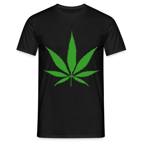 Ganja @zLnK - T-shirt Homme