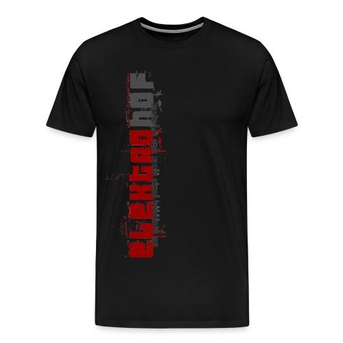 Elektrohof - Die Spannung liegt unter dem Pflaster - Männer Premium T-Shirt